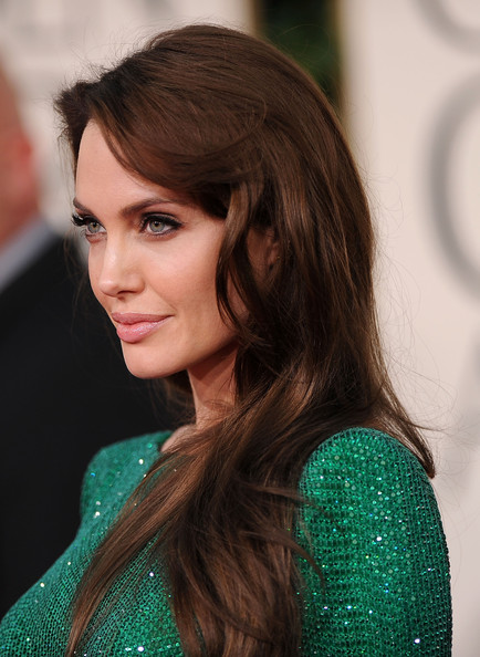 Every Dress Angelina Jolie Has Worn To The Golden Globes
