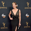 Allison Janney in Badgley Mischka