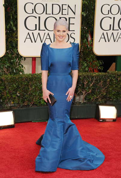 Kelly Osbourne, 2012 Golden Globes