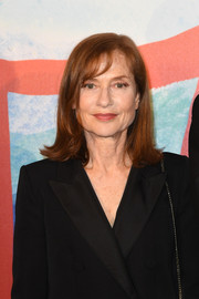 Isabelle Huppert attended the 6th Chinese Film Festival photocall wearing this cute flip.