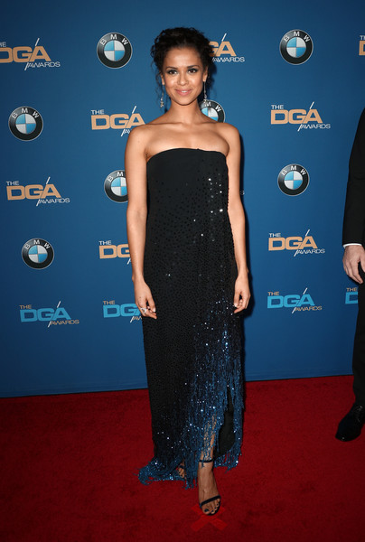 Look of the Day: February 5th, Gugu Mbatha-Raw