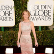 Helen Hunt Wears Dolce & Gabbana at the 2013 Golden Globes