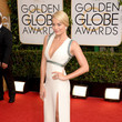 Margot Robbie in Gucci at the 2014 Golden Globe Awards