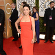 Julia Louis-Dreyfus at the 2014 Golden Globe Awards