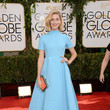 Caitlin Fitzgerald in Emilia Wickstead at the 2014 Golden Globe Awards