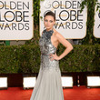 Mila Kunis at the 2014 Golden Globe Awards