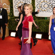 Julie Bowen at the 2014 Golden Globe Awards