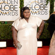 Gabourey Sidibe at the 2014 Golden Globe Awards