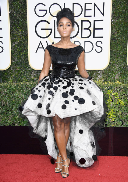 Janelle Monae in Armani and Forevermark Diamonds