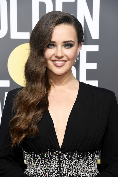 More Pics of Katherine Langford Hair Pin (1 of 13) - Katherine Langford Lookbook - StyleBistro