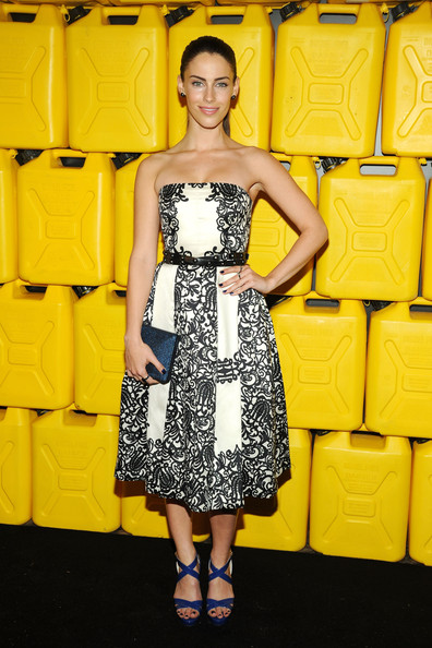 More Pics of Jessica Lowndes Hard Case Clutch (1 of 2) - Hard Case Clutch Lookbook - StyleBistro