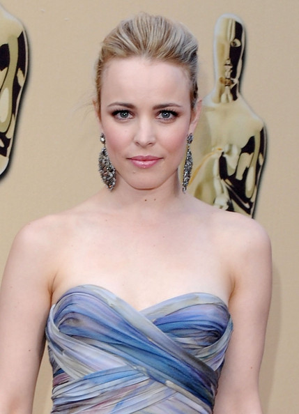 More Pics of Rachel McAdams Dangling Gemstone Earrings (4 of 31) - Rachel McAdams Lookbook - StyleBistro