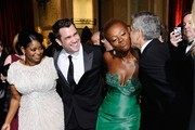Octavia Spencer and Tate Taylor Photo