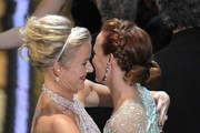 Penelope Ann Miller and Berenice Bejo Photo