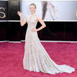 Amanda Seyfried Wore Alexander McQueen at the 2013 Oscars