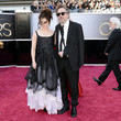 Helena Bonham Carter Wore Vivienne Westwood at the 2013 Oscars