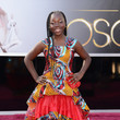 Rachel Mwanza at the 2013 Oscars