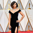 Taraji P. Henson in Alberta Ferretti at the Oscars