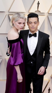 Lucy Boynton sported a huge diamond ring by Cartier at the 2019 Oscars.