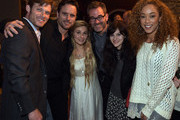 Charles Esten and Clare Bowen Photo