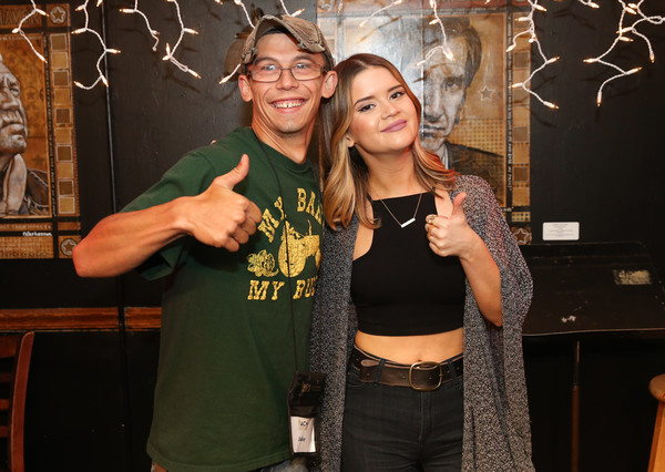 More Pics of Maren Morris Ankle Boots (4 of 29) - Boots Lookbook - StyleBistro [acm lifting lives the bluebird with maren morris,fun,event,room,muscle,t-shirt,party,abdomen,campers,maren morris,nashville,tennessee,bluebird cafe,acm lifting lives music camp]