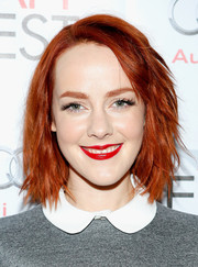 Jena Malone looked cool and edgy with her razor-cut bob at the Young Hollywood Roundtable during AFI Fest 2014.