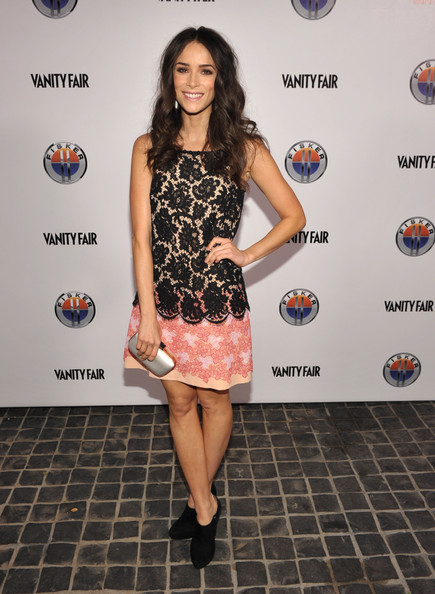 Abigail Spencer Shoes