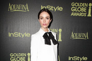 Abigail Spencer Box Clutch