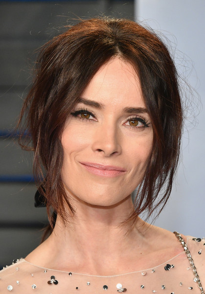 Abigail Spencer Loose Ponytail