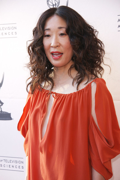 More Pics of Sandra Oh Strappy Sandals (8 of 13) - Sandra Oh Lookbook - StyleBistro