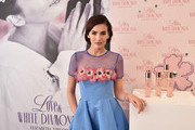 Actress Camilla Belle Co-Hosts Elizabeth Taylor Love & White Diamonds New Fragrance Launch