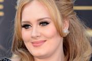Adele Adkins Half Up Half Down