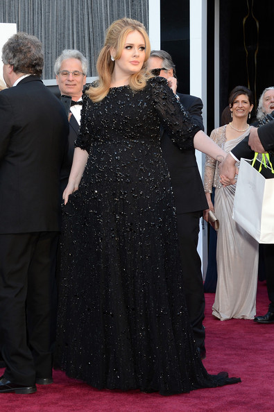 Adele Adkins Beauty