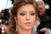 Adele Exarchopoulos Loose Braid