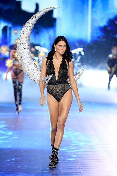 Adriana Lima Ankle Boots