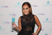 Adrienne Bailon Little Black Dress