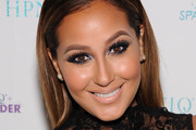 Adrienne Bailon Long Straight Cut