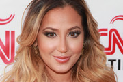 Adrienne Bailon Long Wavy Cut