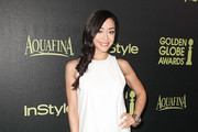 Aimee Garcia Mini Dress