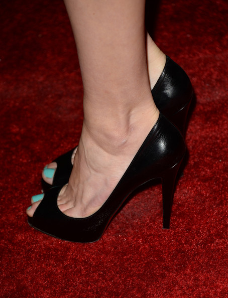 Aimee Teegarden Shoes