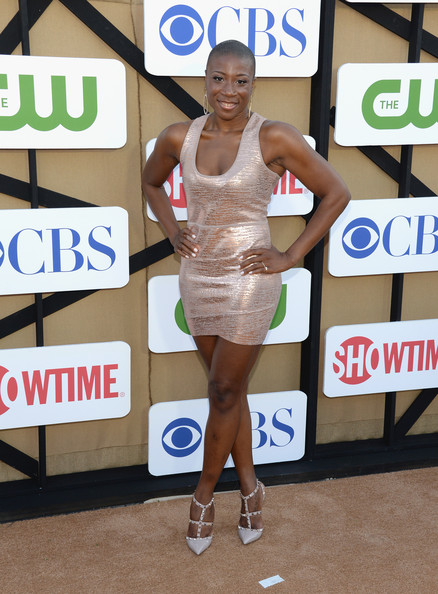 Aisha Hinds Mini Dress