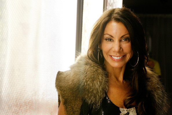 More Pics of Danielle Staub Sterling Hoops (1 of 3) - Danielle Staub Lookbook - StyleBistro
