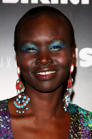 Alek Wek Beauty