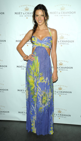 alessandra ambrosio dress. Alessandra Ambrosio Clothes