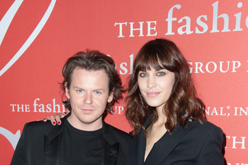 Alexa Chung Christopher Kane Arrivals at the 30th Annual Night of Stars