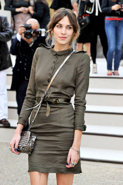 Alexa Chung Day Dress