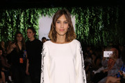 Alexa Chung Mini Dress