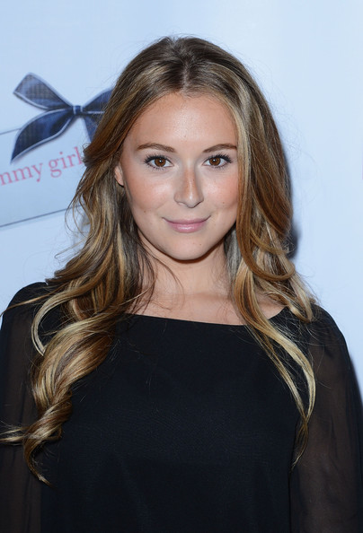 Alexa Vega Long Wavy Cut