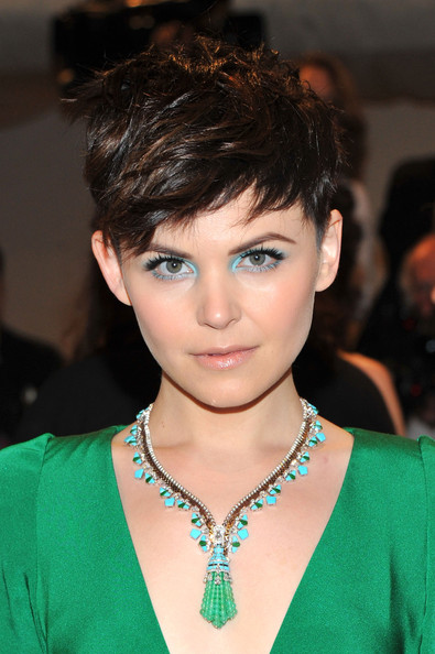 more pics of ginnifer goodwin bright eyeshadow 3 of 7 makeup