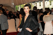 Model Crystal Renn attends the